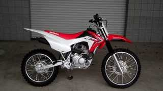 9. 2014 CRF125F Big Wheel SALE / CRF125FB Dirt Bike // Honda of Chattanooga TN PowerSports Dealer