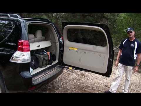 2010 Toyota Prado Video Car Review – NRMA Drivers Seat