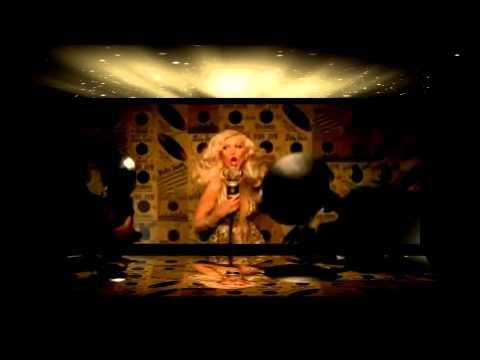 Christina Aguilera Ain't No Other Man (Rock) VIDEOCLIP 2013