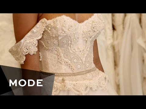 3 Theme Wedding Dresses | Get the Look ★ Glam.com