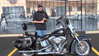 6. Pre-Owned 2011 Harley-Davidson Heritage Softail Classic