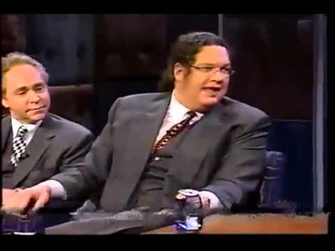 Conan O'Brien 'Penn & Teller 10/15/97