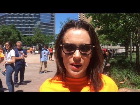 Alyssa Milano discusses her political activism