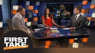 Kobe Bryant On LeBron James You Got To Figure Out A Way To Win  First Take  ESPN