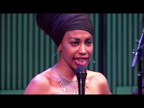 Jazzmeia Horn - Free Your Mind (Live from SFJAZZ)