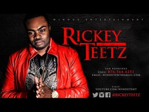 Rickey Teetz - God Bless [Island Blend Riddim] April 2014