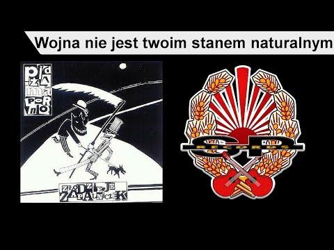 Tekst piosenki Pidżama Porno - Wojna nie jest twoim stanem naturalnym po polsku