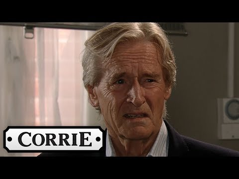 Coronation Street - Sinead Tells Ken About Her Cancer Diagnosis