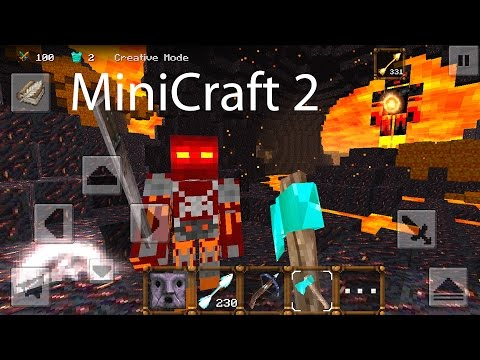 MiniCraft 2 Gameplay Impressions