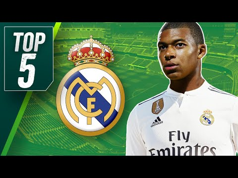 The next Cristiano Ronaldo? FIVE perfect replacements for Ronaldo at Real Madrid