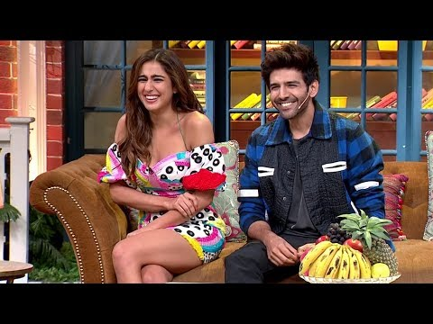 The Kapil Sharma Show - Movie Love Aaj Kal Episode Uncensored  Kartik Aaryan, Sara Ali Khan