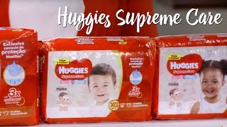 Huggies Supreme Care