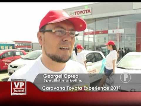 Caravana Toyota Experience 2011