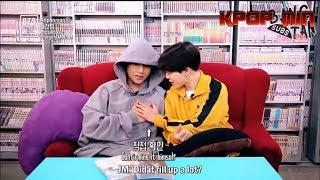 Video How JIMIN and V (지민 & 태형 BTS) treat each other MP3, 3GP, MP4, WEBM, AVI, FLV Januari 2019