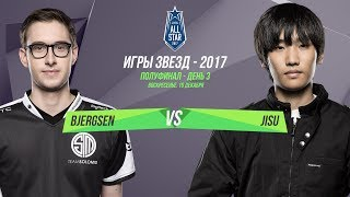 Bjergsen vs Naul-Jisu, game 1