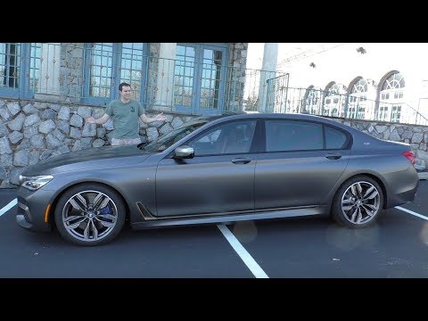 2018 bmw m760i the dougscore. Black Bedroom Furniture Sets. Home Design Ideas