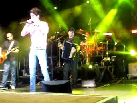 Show Gusttavo Lima em Iaciara-GO - Cor de ouro 26/12/2010
