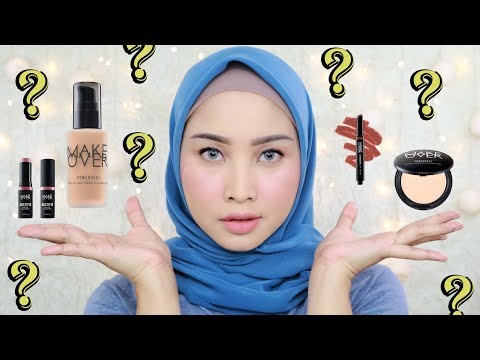 MAKE OVER POWERSTAY FOUNDATION, MATTE POWDER, MULTIFIX, & CLIQUE MATTE REVIEW | HOW TO APPLY