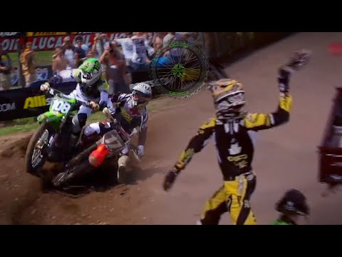What Is Justin Barcia Doing!?