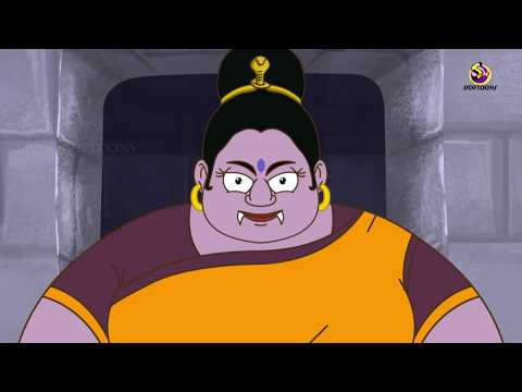 दो मयाबी राक्षस || Hindi Kahaniya || SSOFTOONS HINDI | Fairy Tales in Hindi