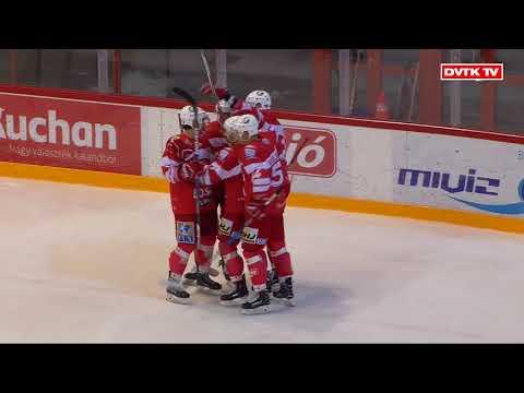 Erste Liga: DVTK Jegesmedvék - Vienna Capitals 3-1