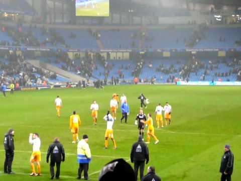Manchester City - FC Copenhagen (26/02/2009)