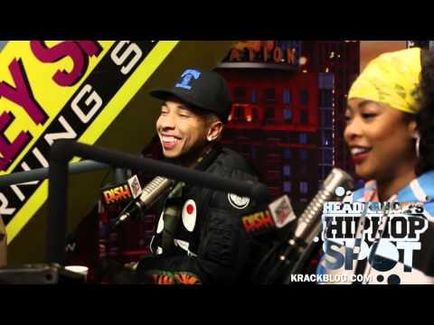 Headkrack's Hip Hop Spot: Tyga Interview