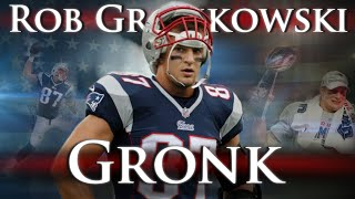 Rob Gronkowski - GRONK by Joseph Vincent