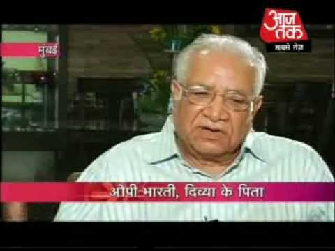 Video Divya's parents & others on AAJ TAK News (1) - Part 1 download in MP3, 3GP, MP4, WEBM, AVI, FLV January 2017