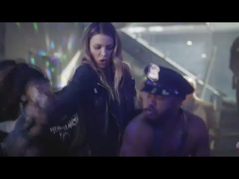 Lucifer 3x06 Opening Scene Chloe Birthday Party with Strippers  Guys Season 3 Episode 6 S03E06