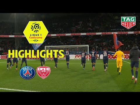 Paris Saint-Germain - Dijon FCO ( 4-0 ) - Highlights - (PARIS - DFCO) / 2019-20