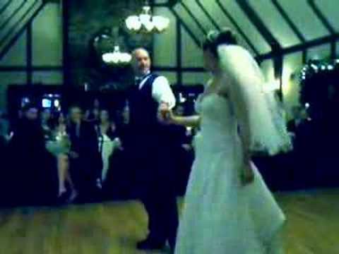 Father Daughter Wedding Dance – Tango