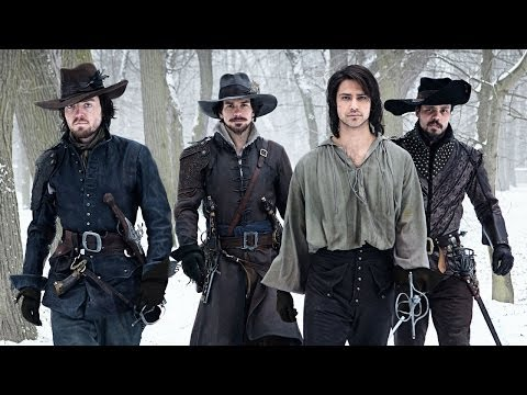 The Musketeers Season 1 (Inside Look)