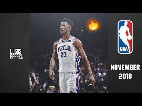 NEW BASKETBALL VINES OF NOVEMBER 2018 (w/Song Names)