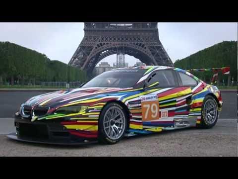 Carjam: The BMW Art Cars + The Artists