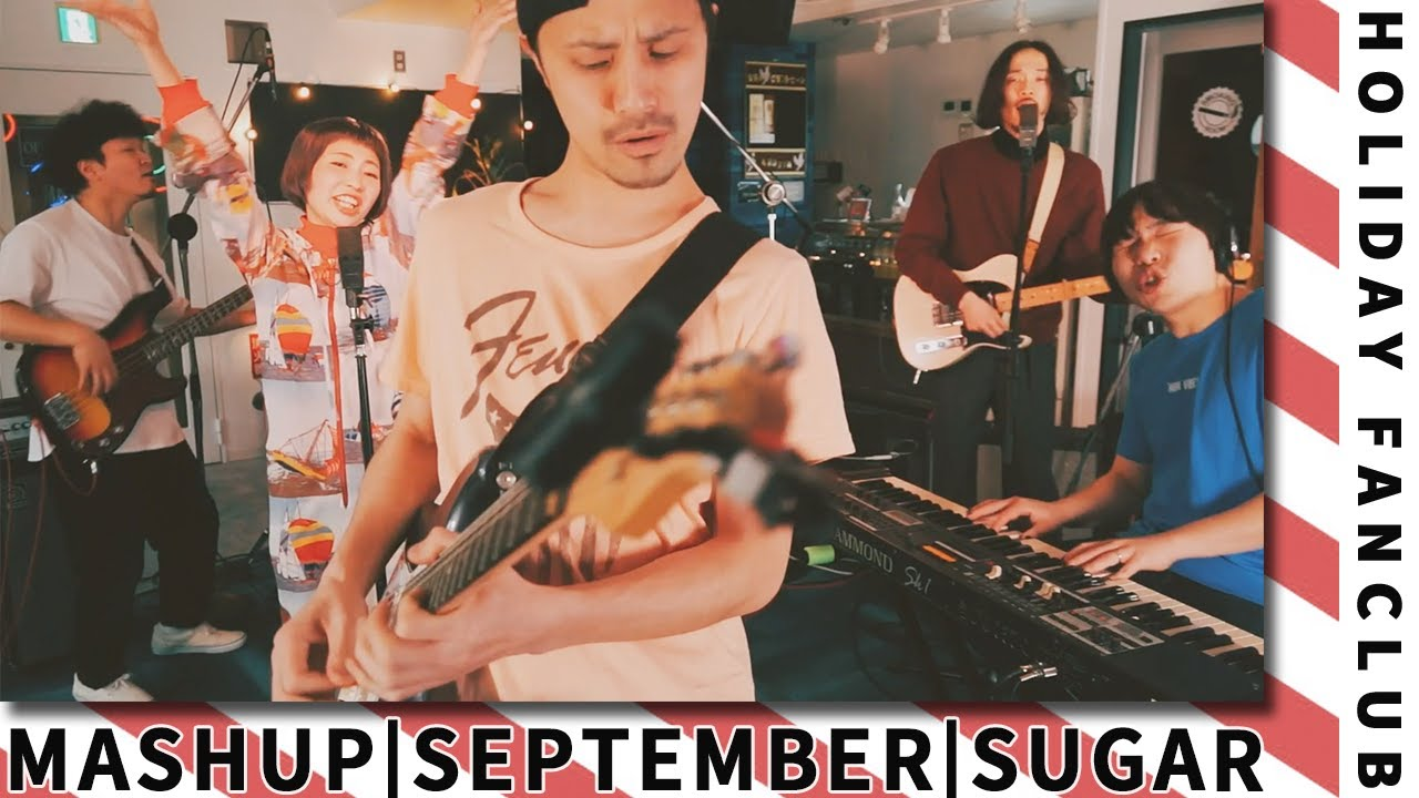 HOLIDAY FANCLUB - September (Earth, Wind & Fire) x Sugar (Maroon 5)