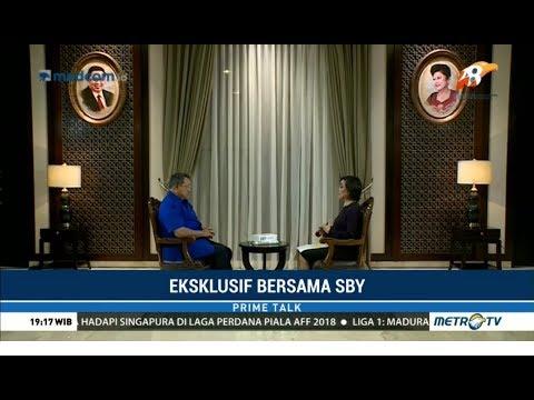 Eksklusif SBY Bicara Tentang Asia Sentinel