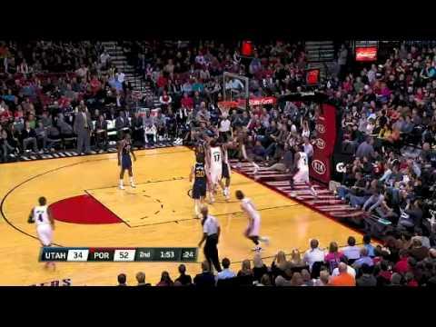 Preseason: Utah Jazz 90 – Portland Trail Blazers 110