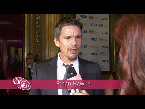 'The Woman in the Fifth' - Ethan Hawke at TIFF 2011