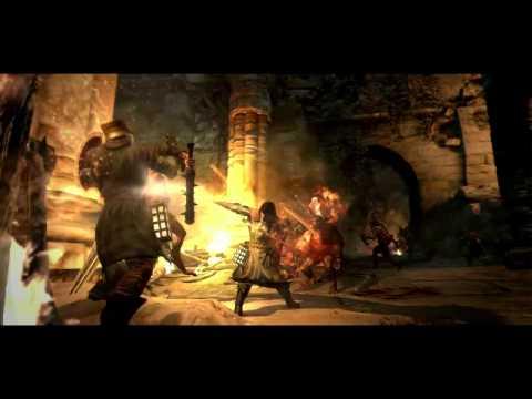 Dragons Dogma - De nouveaux alliés à l'action en vidéo