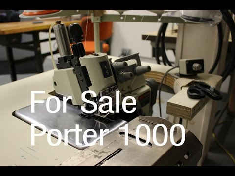 5 months ago: Porter 1000 For Sale