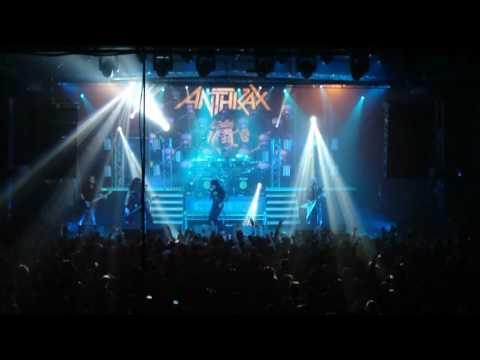 Anthrax - Among the living - Barba Negra 2017