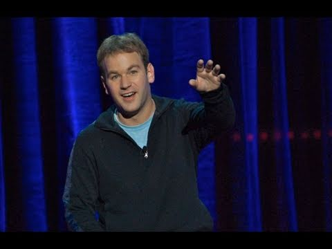 Mike Birbiglia's Comedy: A Means to an End