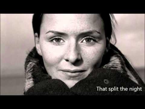 Emilíana Torrini  - The Sound Of Silence (lyrics) ENGLISH + SPANISH