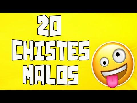 20 Chistes malos que te harán reír #14