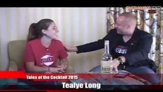 Flairbar.com Show with Tealye Long @ Tales of the Cocktail 2015!