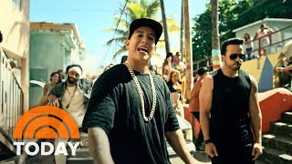 """In just six months, """"Despacito"""" has been streamed more than 4.6 billion times around the world, eclipsing """"Sorry"""" by Justin Bieber to become the most-streamed song of all time.» Subscribe to TODAY: http://on.today.com/SubscribeToTODAY» Watch the latest from TODAY: http://bit.ly/LatestTODAYAbout: TODAY brings you the latest headlines and expert tips on money, health and parenting. We wake up every morning to give you and your family all you need to start your day. If it matters to you, it matters to us. We are in the people business. Subscribe to our channel for exclusive TODAY archival footage & our original web series.  Connect with TODAY Online!Visit TODAY's Website: http://on.today.com/ReadTODAYFind TODAY on Facebook: http://on.today.com/LikeTODAYFollow TODAY on Twitter: http://on.today.com/FollowTODAYFollow TODAY on Google+: http://on.today.com/PlusTODAYFollow TODAY on Instagram: http://on.today.com/InstaTODAYFollow TODAY on Pinterest: http://on.today.com/PinTODAY'Despacito' Is Now The Most-Streamed Song Of All Time  TODAY"""