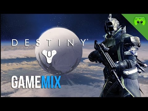 DESTINY - GameMix « PVP »  Let's Play Destiny | Deutsch Full-HD