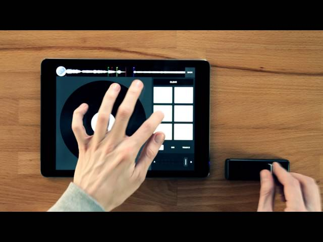 Discover Mixfader, the world's #1 connected device for DJs and Turntablists