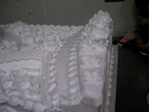 pastel de boda de 3 leches
